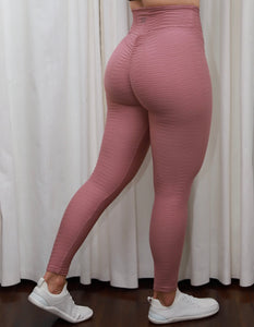 LUNA LEGGINGS- ROSE
