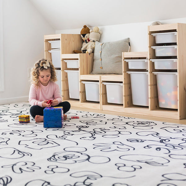 11 Best Area Rugs for a Playroom Hand-Picked for You