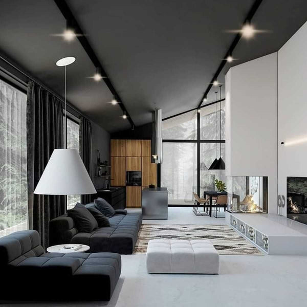 Modern Interior Designs: 19 Best Interior Designs For Modern Homes