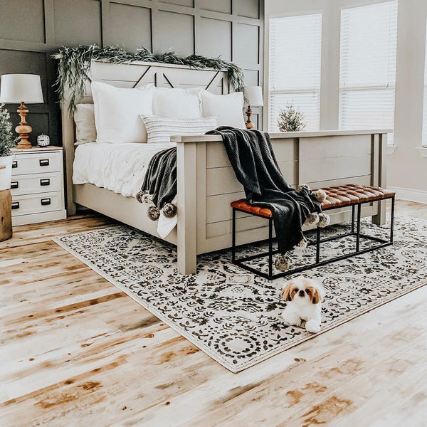 11+ Best Area Rugs For Bedroom Specially [Hand-Picked] for You