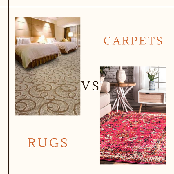 Rugs vs Carpets: All You Need to Know