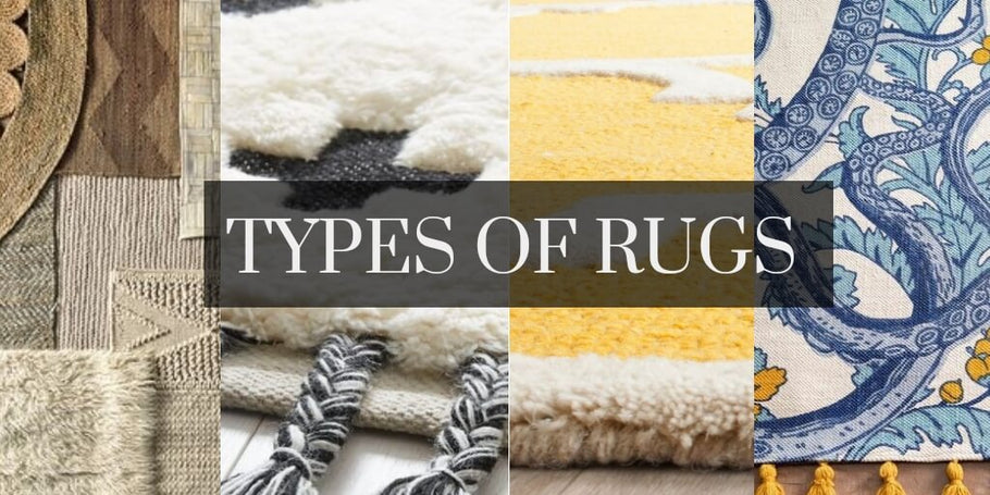 Difference Between Hand-Knotted, Hand-Tufted, and Machine Made Area Rugs