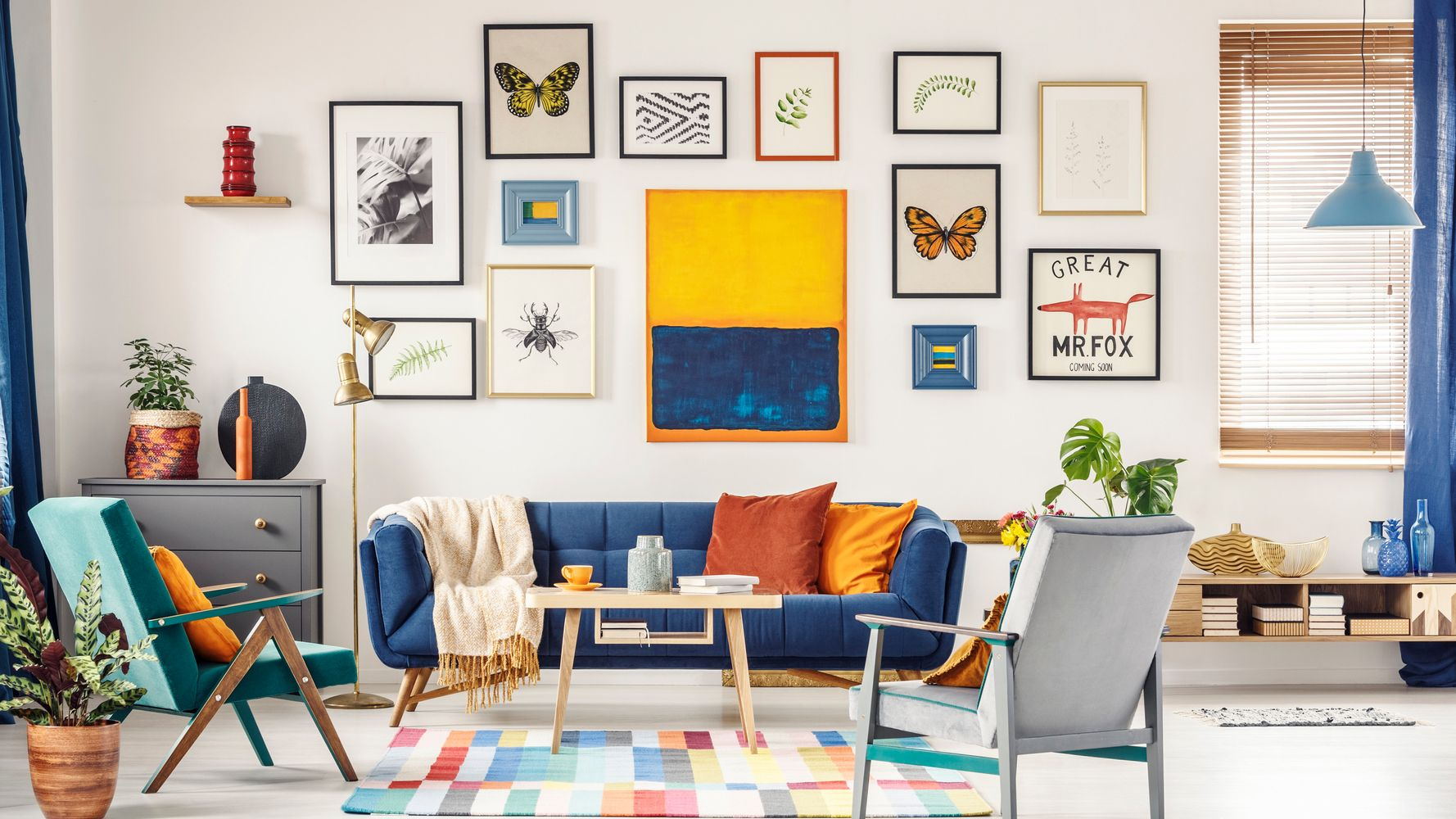 Wall art gallery: Home decorating ideas