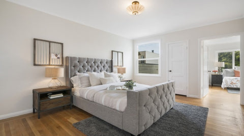 best area rug for king size bed