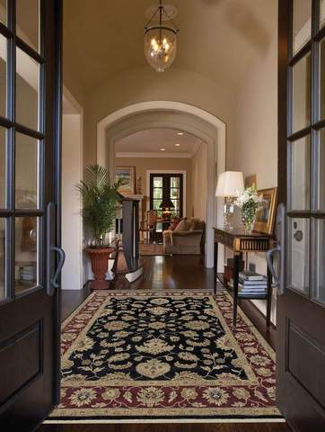 Foyer rugs