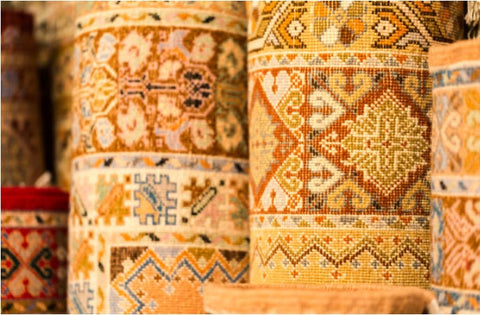 Hand-Knotted Rugs Collection; Why hand-knotted rugs are expensive?