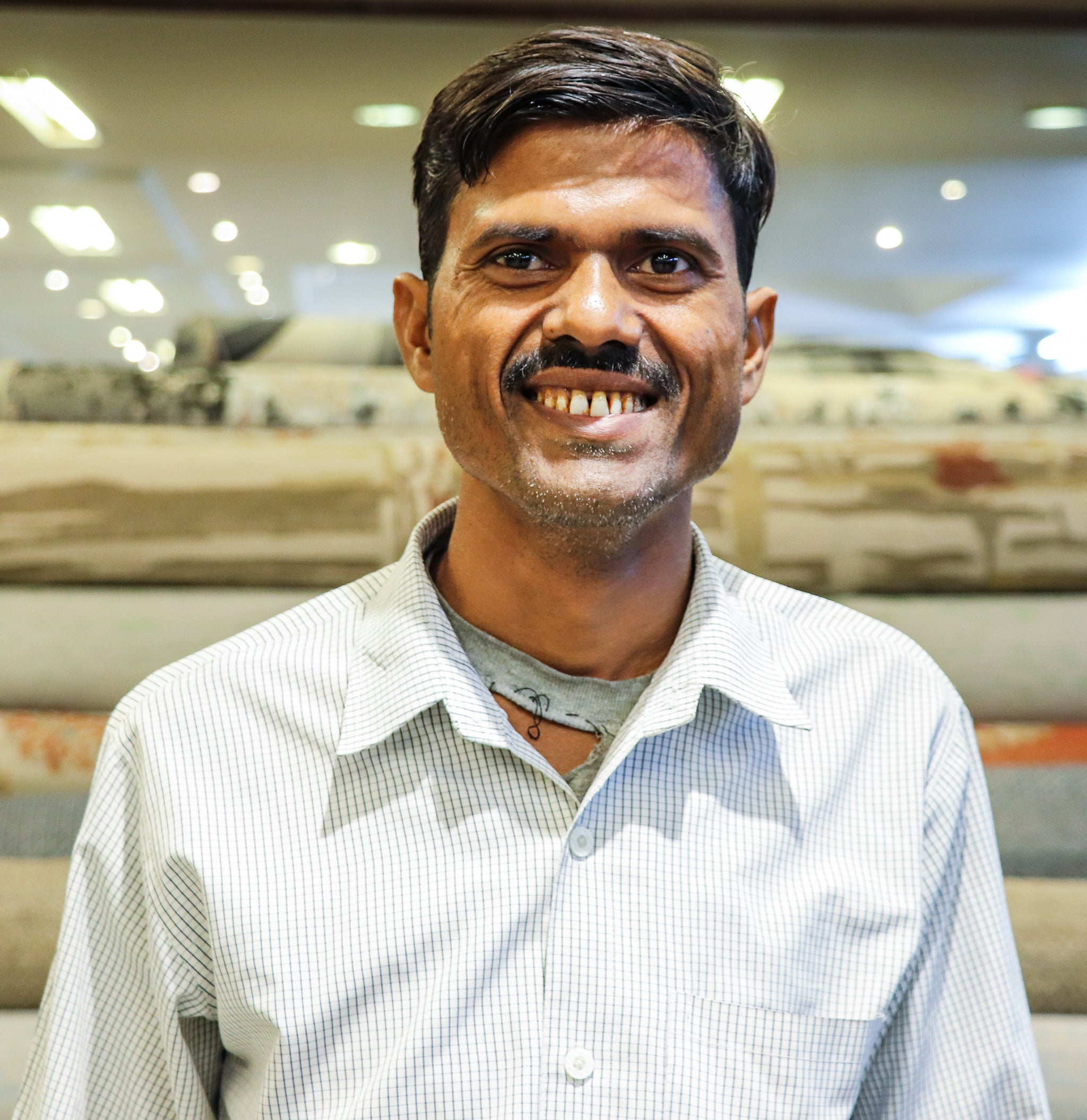 Manoj: Our Artisan