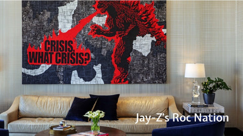 Wall Painting; interior designs in NYC