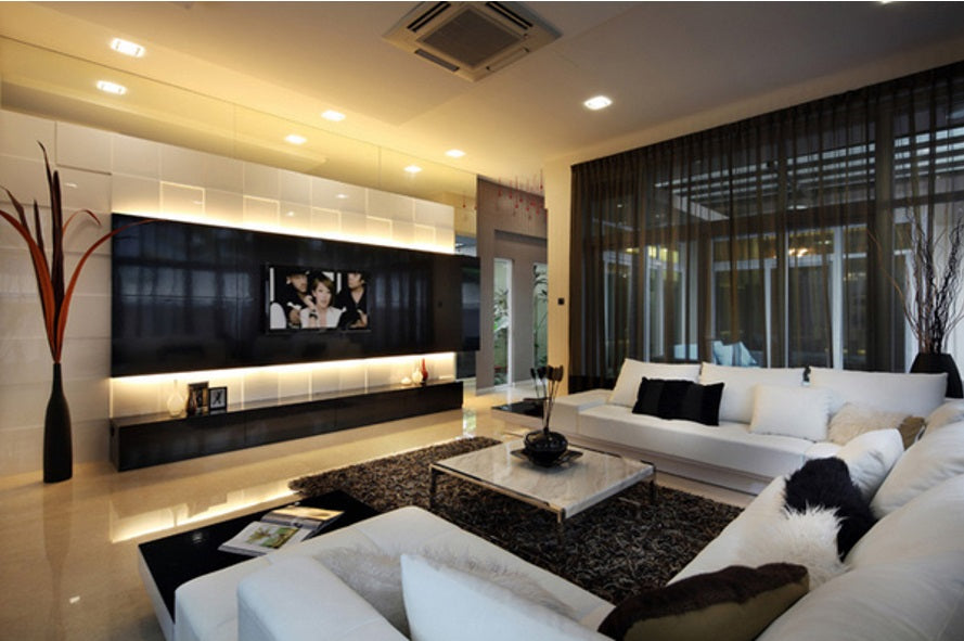 Luxury Living Room Ideas