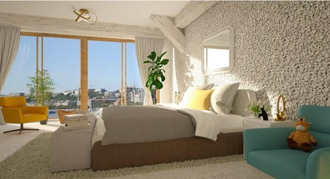 Large area rugs for king size bed