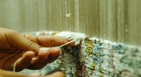 Why handknotted rugs are expensive