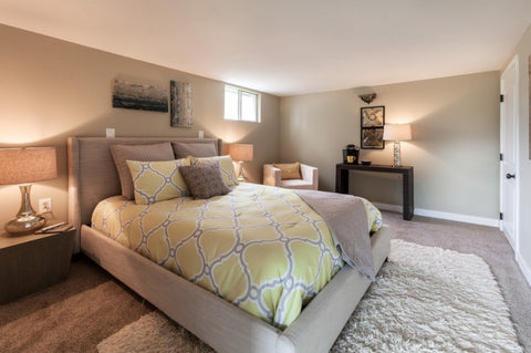 area rug for king size bed
