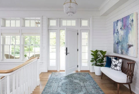 area rugs for entrance hall