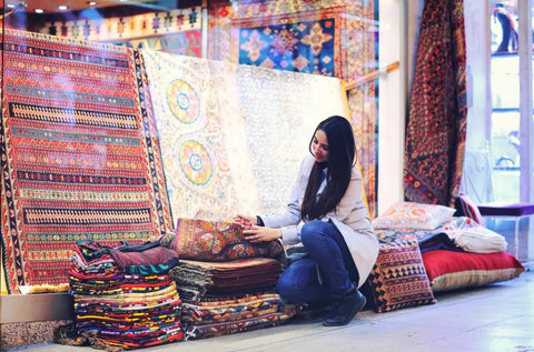 History of carpets