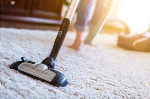 Vacuuming shaggy rug; Best ways to clean shaggy rugs