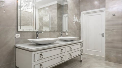 Vintage touch: Ideas for bathroom renovation