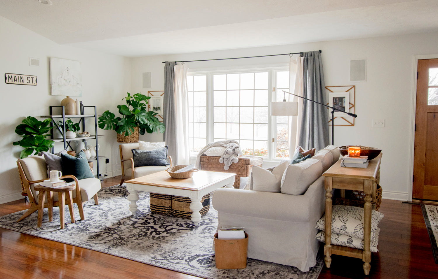 Cozy Home Look: Home decorating Ideas