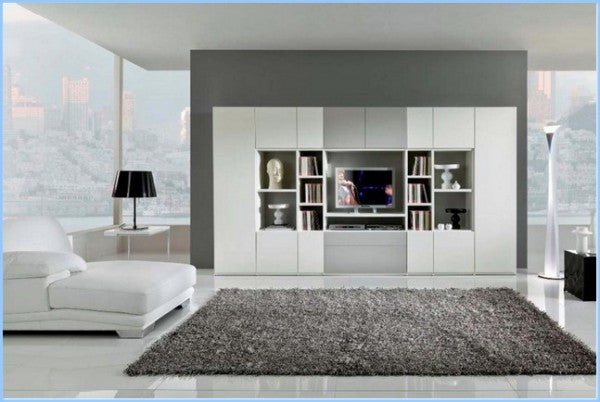 Storage system in home decorating ideas