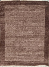 Load image into Gallery viewer, The Rugs Cafe 5x7 The Brown Slate for Living Room, Bedroom, Dining Room, and Office