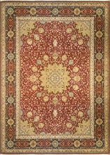 Load image into Gallery viewer, The Rugs Cafe Carpets 10x14 / Red Ardabil Red