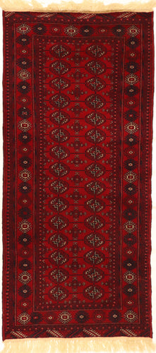 The Rugs Cafe Carpets 2.9x5.9 Teki Bukhara Vintage Rug