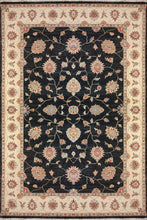 Load image into Gallery viewer, The Rugs Cafe Carpets 6x9 / Black Chobi Hightwist Rug Black