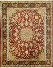 Load image into Gallery viewer, The Rugs Cafe Carpets 8x10 / Red Ardabil Red