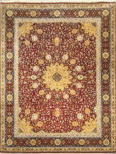 Load image into Gallery viewer, The Rugs Cafe Carpets 9x12 / Red Ardabil Red