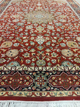 Load image into Gallery viewer, The Rugs Cafe Carpets Ardabil Red