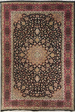 Load image into Gallery viewer, The Rugs Cafe Carpets Black / 5x7 Ardabil