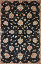 Load image into Gallery viewer, The Rugs Cafe Carpets Chobi Hightwist Rug Black