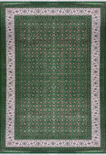 Load image into Gallery viewer, The Rugs Cafe Carpets Green / 5.6x8 Herati Design Carpet (Green)