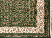 Load image into Gallery viewer, The Rugs Cafe Carpets Green / 6x9 Herati Design Carpet (Green)