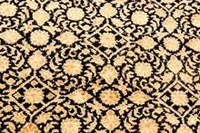 Load image into Gallery viewer, The Rugs Cafe Carpets Herati Design Carpet(Black)