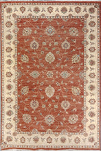 Load image into Gallery viewer, The Rugs Cafe Carpets Rust / 6x9 Chobi Hightwist Rug Rust