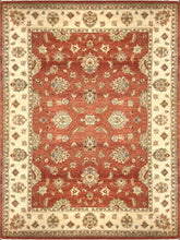 Load image into Gallery viewer, The Rugs Cafe Carpets Rust / 9x12 Chobi Hightwist Rug Rust