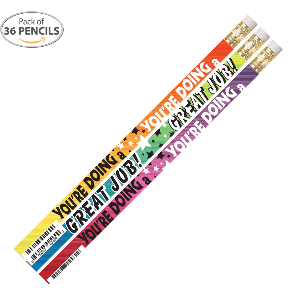 D2469 You're Doing A Great - 36 Qty Package - School Pencils - Express Pencils