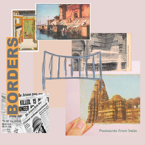 BORDERS: INDIA COLLECTION