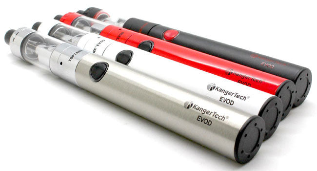 Kanger Top Evod Kit Review | BuyVapor VaporRewards