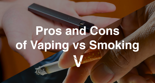 7 Pros and 7 Cons of Vaping