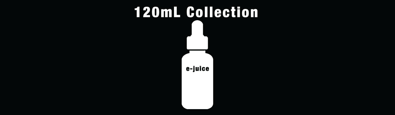 120mL E-juice Collection