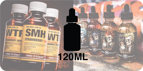 120mL Vape Juice