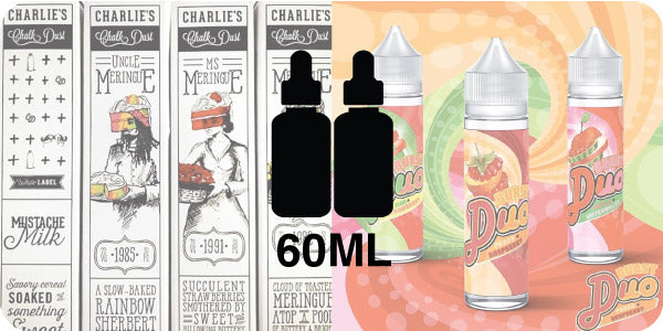 60mL Juice Vape