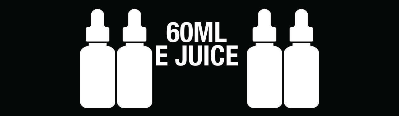 60mL Ejuice Collection