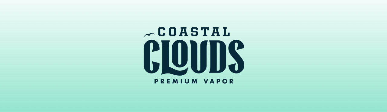 Coastal Clouds Premium Vape Juice