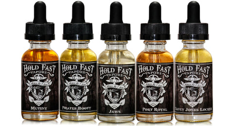 Hold Fast Flavor Lineup