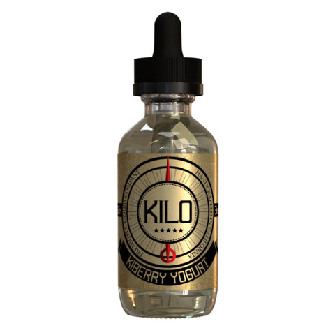 Kilo Eliquid Kiberry Review