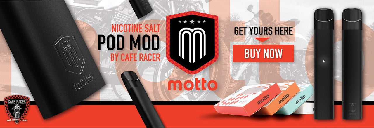 Motto Cafe Racer