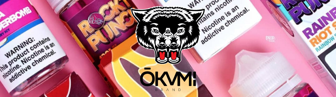 Shop Okvmi Rockt Punch ejuice Online