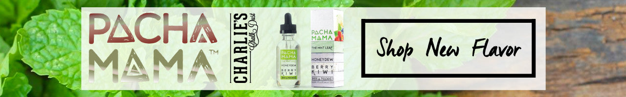 New Pacha Mama The Mint Leaf Honeydew Berry Kiwi